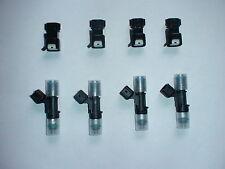 4 Genuine Bosch 60lb 630cc fuel injectors 02-06 Sentra SE-R Spec V 2.5 QR25DE