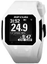 Rip Curl Search GPS Tide Watch - White - New