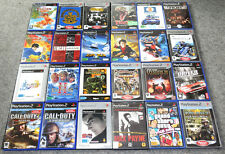 24 PlayStation 2 ps2 juegos colección Call of Duty Tekken GTA Final Fantasy Harry