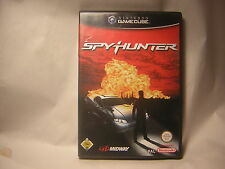NINTENDO GAME CUBE SPYHUNTER    WII