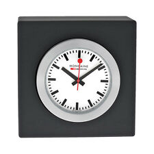 Mondaine Quartz Analog Shelf Clock 6603031884SBB