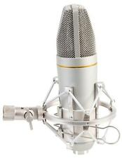 Pulse USB Studio Condenser Microphone Large Diaphragm for Mac & PC Recording