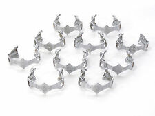 Campagnolo Jewelry clamps Nuovo & Super Record Crafts 10 X NOS