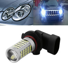 DC 12V 9005 2835 63 LED 6000K Car Projector Fog Driving Light Bulb White New