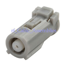 GPS ANTENNA CONNECTOR Jack FOR HRS PIONEER AVIC GREY FOR RG174 WIRE