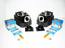 NEW PISTON CYLINDER KIT WITH AIR INTAKE MANIFOLDS YAMAHA RD 350 RD350 CAFE RACER