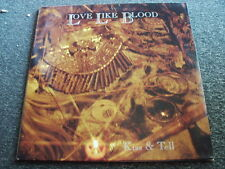Love Like Blood- Kiss & Tell 4 Track LP-Made in Germany