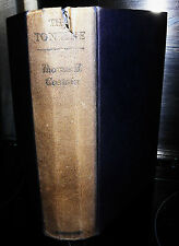 The Tontine,  Thomas B. Costain,  HB,. vintage book. 1956, illustrated
