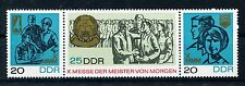 DDR  1320-1322  **  Dreierstreifen  W Zd 180