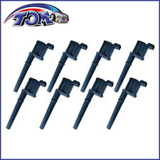 BRAND NEW SET OF 8 IGNITION COIL PACKs FOR FORD LINCOLN MERCURY V8 4.6L 5.4L