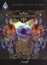 Mastodon Crack The Skye Learn to Play Pop Rock Guitar TAB Music Book