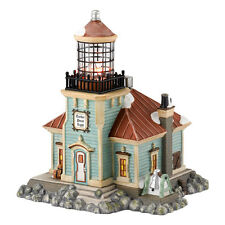 Department 56  TucNew England Tucker Point Light House 4030701