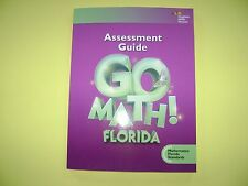 Go Math! Florida Assessment Guide Grade 3 @2015