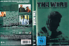 THE WIRE - Staffel 2 --- alle 12 Episoden --- Kult-TV --- 5 DVDs --- Uncut ---