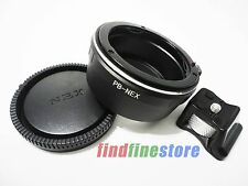 Praktica PB P B Lens to Sony E NEX 3 NEX 7 NEX C3 5N 5C a7R tripod mount adapter
