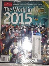 The Economist Magazine World In 2015 SEALED 010417RH