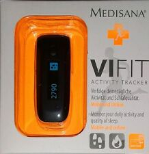 MEDISANA ViFit Activity Tracker 79410 Fitnessarmband Aktivitätstracker