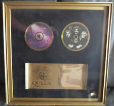 "Queen ""the ultimate collection"" rare 20cd box set Display"