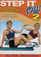 Tracy York and Michelle Davis in Step It Off! 2 (DVD, 2004, Brand New)