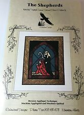 CLEARANCE new pattern The Shepherds Nativity Triptych Series Stained Glass