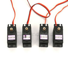 4 X MG996R High Torque Metal Gear Servo for Helicopter Car Boat RC Model