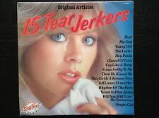 15 Tear Jerkers Original Artistes LP