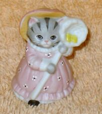 KITTY CUCUMBER THIMBLE SIZE PRISCILLA WITH BUTTERFLY NET