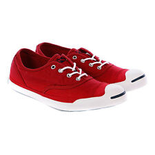 NEW $80 Converse Jack Purcell CVO LP OX Jester Red 136645C US Mens 11