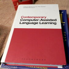 Contemporary Computer-Assisted Language Learning by Michael Thomas Hardcover