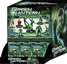 Heroclix - Green Lantern Movie Countertop Sealed Display NEW