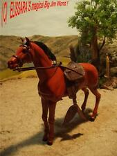 BIG JIM - Barbie Pferd - DANCER - Mustang - Horse Mattel ! Cavallo / Cheval