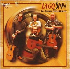 LAGO Spin Hybrid Multichannel  SACD (May-2006, Telarc)