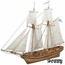 mk0302 Schooner Polotsk Wooden Kit wood ship 1/72 model master korabel
