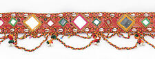 Hand Made Toran Indian Door Decorative Embroidery Toran