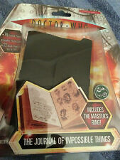 Doctor Who journal des choses impossibles et maîtres ring