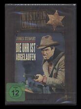 DVD DIE UHR IST ABGELAUFEN - JAMES STEWART - WESTERN COLLECTION *** NEU ***