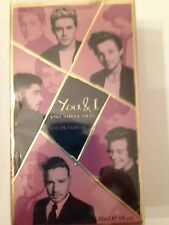 One Direction YOU & I  3.4oz EAU DE PARFUM Spray for Women,NEW FACTORY SEALED