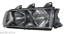 New Replacement Headlight Assembly LH / FOR BMW E36 3 SERIES