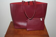 Co-Lab Christopher Kon Tote Bag Red 4475