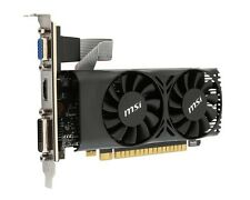 ( R ) MSI N750Ti-2GD5TLP 2GB GDDR5 HDMI 128 bits ( Low Profile card )