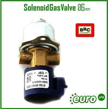 BRC 6mm LPG Solenoid Valve, Autogas Solenoid, Ø8mm BRC ET98 MY07 STD MAX M12
