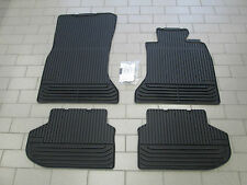 Genuine BMW F10 5 Series Tailored Rubber Car Mats