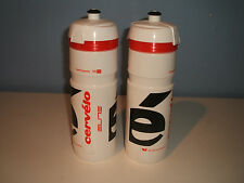 CERVELO TEAM  BOTTLE 750ml by ELITE x 2