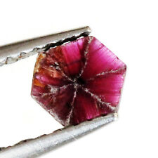 0.78 ct Natural Ruby Trapiche ( Untreated ) Mong Hsu / Q3239