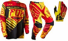 FOX RACING 360 INTAKE MXON LIMITED EDITION MOTOCROSS GEAR PACKAGE