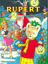 Personalized Rupert Bear Annual 1992 Gift Box Certificate of Authenticity Mint