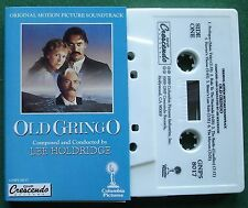 Old Gringo OST Composed & Conducted by Lee Holdridge Cassette Tape - TESTED