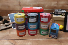 11 rolls 3NS Kinesiology Sports Tape Muscle Care Tex 9 Colors Health Made KOREA