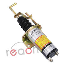 New Fuel Shut Off Solenoid replace For Lister Petter Solenoid SA-3405T 36607197