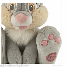 Disney Thumper Plush - Authentic Disney Plush - 35cm New - Bambi Movie - Rabbit